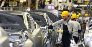 Otomotivde üretimi 8 aylık dönemde arttı