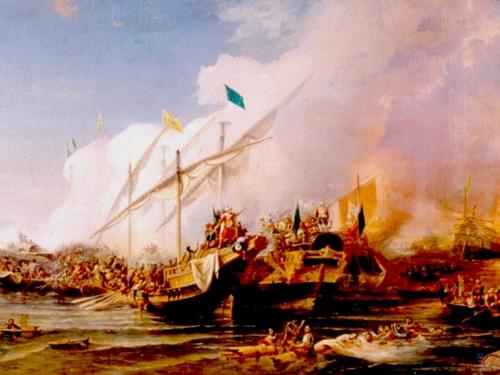 Osmanlı donanmasının en büyük deniz zaferi