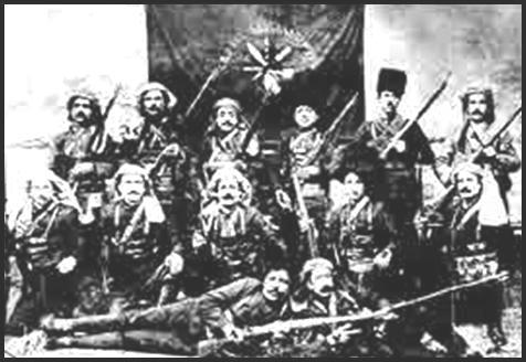 İstanbul'da Ermeniler ayaklandı