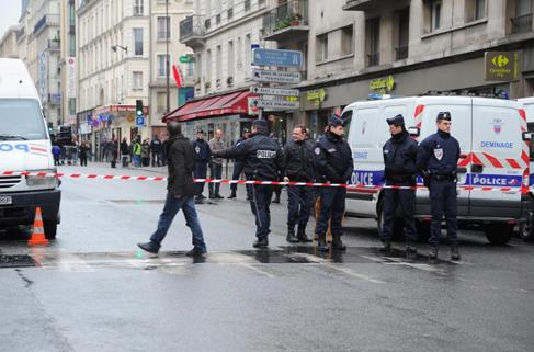 Paris soruşturmasında 1 tahliye