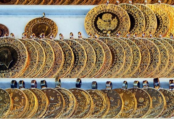 Darphane vatandaşa altın yetiştiremiyor