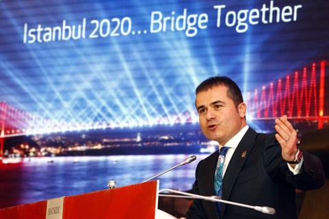 'Türk halkının olimpiyatlara desteği yüzde 76'
