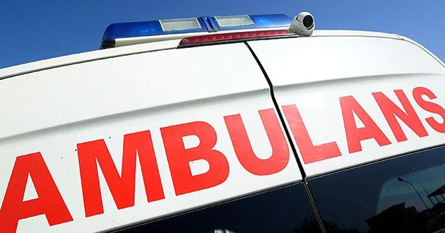 Üzerine kaynar su dökülen çocuk ağır yaralandı