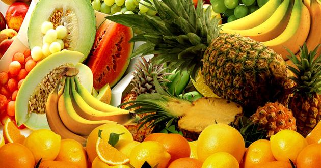 Bol sebze meyve tüketenler daha çekici görünüyor