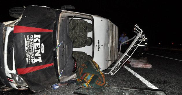 Gaziantep'te trafik kazası: 7 yaralı
