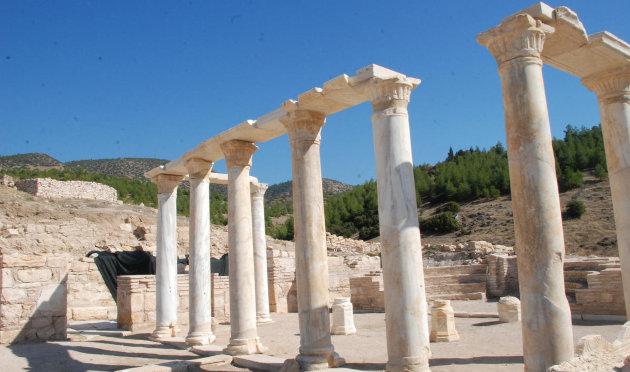 Hierapolis yeniden ayağa kaldırılıyor