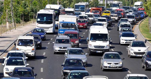 2014 yılı Motorlu Taşıtlar Vergisi bedelleri açıklandı