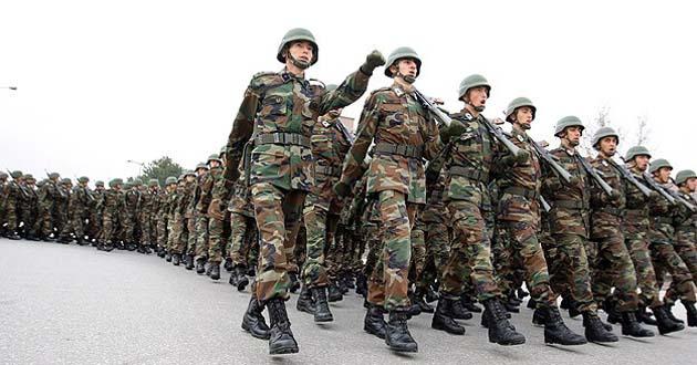 TSK'da kaç personel görev yapıyor