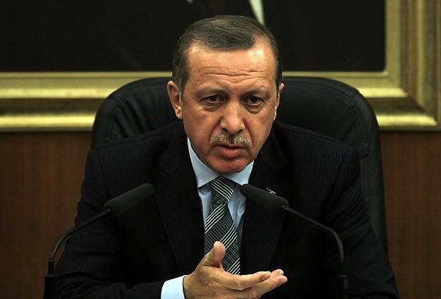 Erdoğan bazı bakanlarla bir araya geldi
