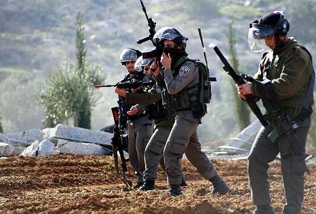 Gazze'ye destek gösterisine müdahale: 30 yaralı