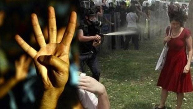 Rabia ve Gezi Parkı marka ismi oldu