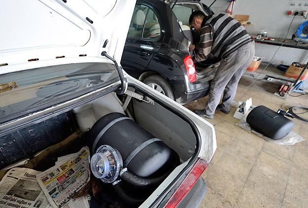 LPG tankları 10 yıldan fazla kullanılmamalı