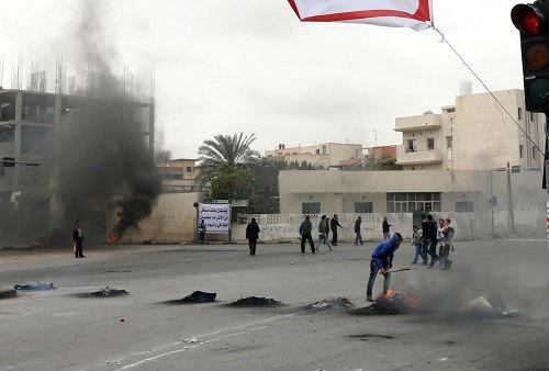 Libya`da uçuşlar yeniden başladı