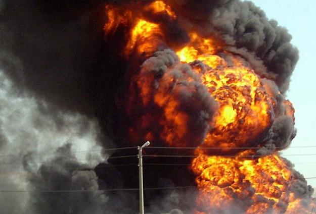 Nijerya'da alışveriş merkezinde patlama: 21 ölü