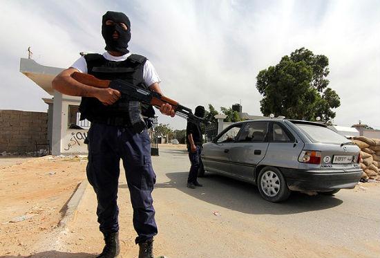 Libya'da intihar saldırısı: 4 ölü