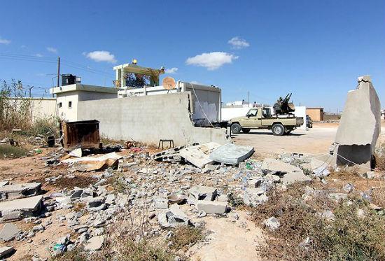 Libya'daki çatışmalarda 7 asker öldü
