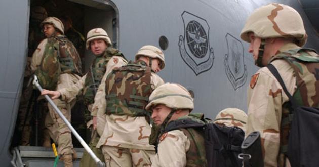 Almanya'dan Irak operasyonu