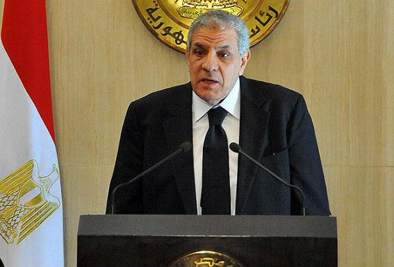 Mısır'da darbeci yeni hükümet yemin etti