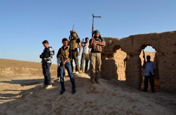 4'ü Türk 44 rehineyi Türkmenler kurtardı
