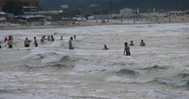 Şile'den her an boğulma haberleri gelebilir