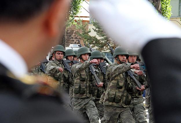Türk Silahlı Kuvvetleri TSK kaç kişi!