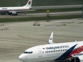Düşen uçaktaki yolcuların parasını çekenler yakalandı