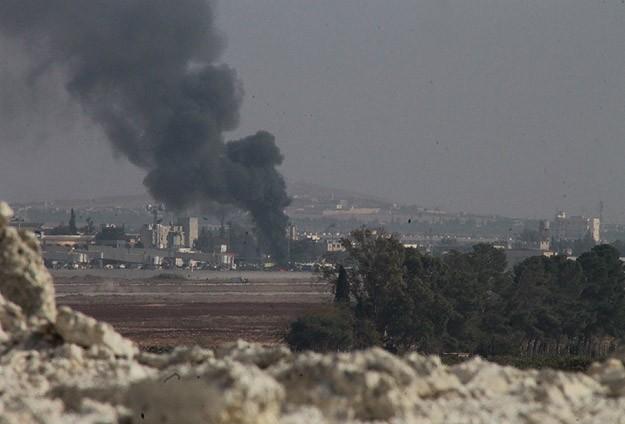 Hastane bombalandı: 8 ölü