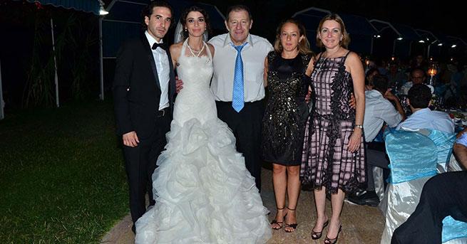 Amerikalı astronot Manisa'da düğüne indi!