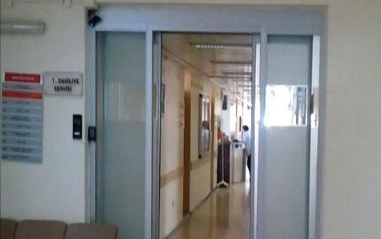 Devlet hastanesinde uyuz salgını