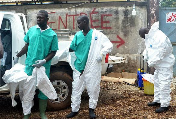 Batı Afrika'da ebola salgını 3 bin 83 can aldı