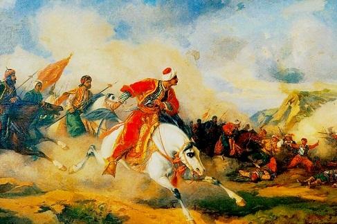 Osmanlı ordusu Şam'ı kaybetti