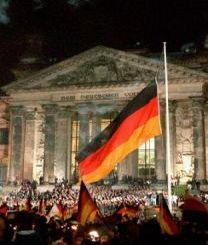 Ayrılık bitti Almanya birleşti