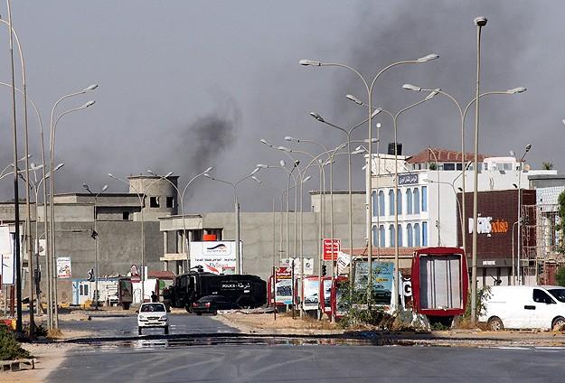 Bingazi'de çatışma: 16 ölü