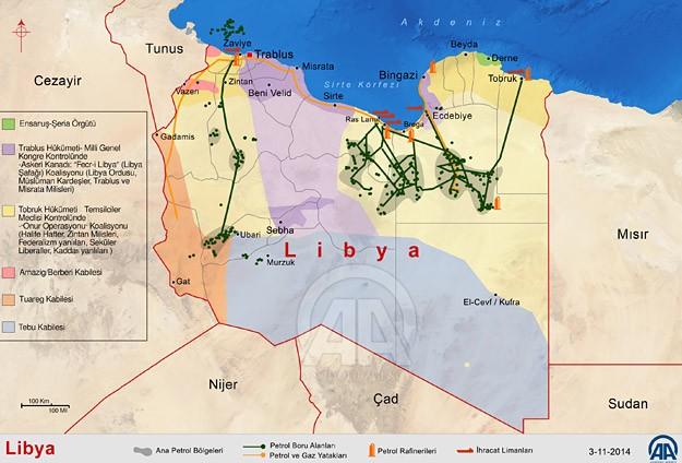 Libya'da darbe girişimi ülkeyi iç savaşa sürükledi
