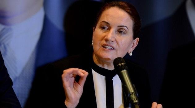 Meral Akşener: Meğer bizim Genel Başkan melekmiş