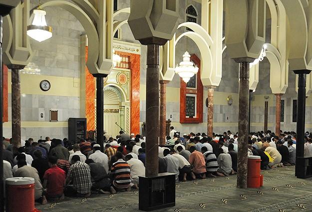 İspanya'da İslam'ın barış dini olduğu vurgulanacak