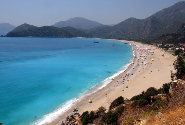 Plajların su kalitesine internetten takip