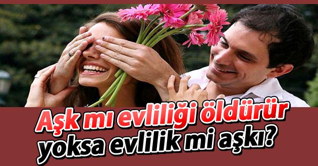 Aşk mı evliliği öldürür, yoksa evlilik mi aşkı?