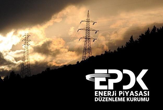 EPDK 18 firmaya lisans verdi, 24'ünü iptal etti