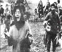 Azerbaycan'da Kara Ocak katliamı
