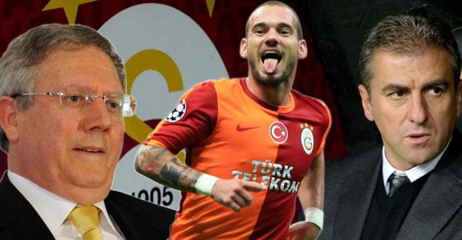 Fenerbahçe lider, Galatasaray manşetlerin efendisi