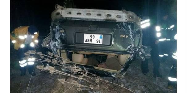 Kütahya'da zincirleme kaza: 18 yaralı