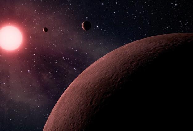 Dünya'ya en uzak galaksi keşfedildi
