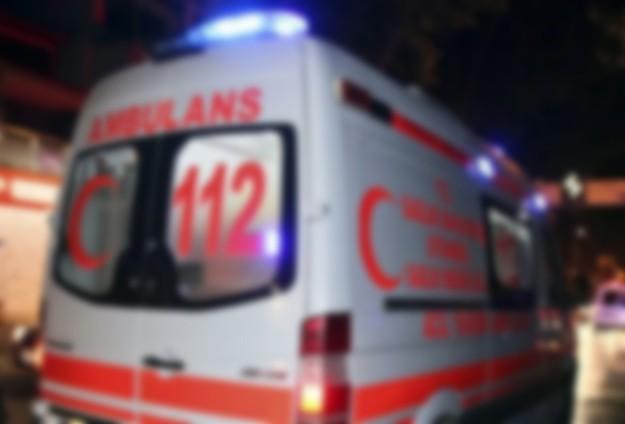 Otomobil ile motosiklet çarpıştı: 2 ölü, 5 yaralı
