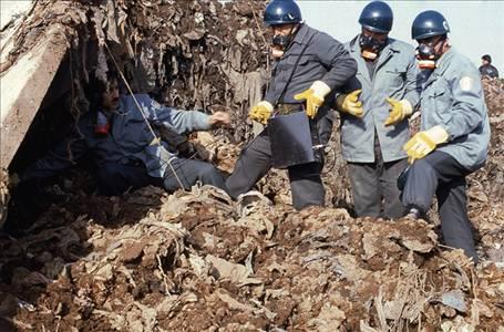 Ümraniye çöplüğü patladı: 39 kişi öldü
