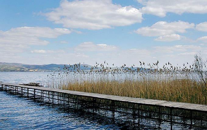 Sapanca Gölü taşmak üzere