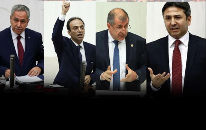 Meclis 'olağanüstü' gergin toplandı