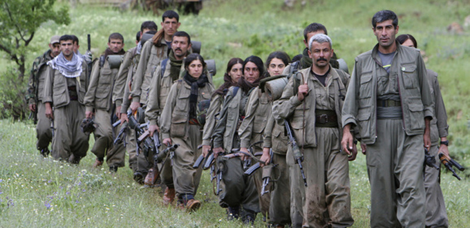 PKK, ABD silahlarıyla Türkiye'ye geliyor