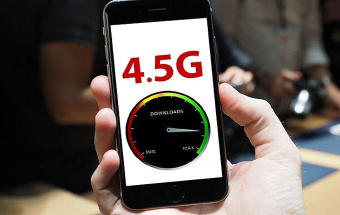 4G yerine 4,5G geliyor!