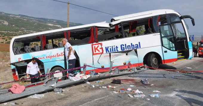 Serinhisar'daki kazada ölenlerin isimleri belli oldu